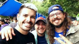 DJ Sergio, Idelectrox, Chente Ydrach